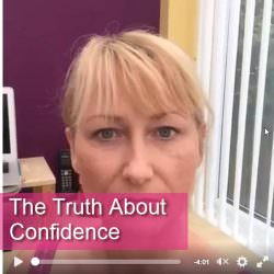 The truth about confidenc